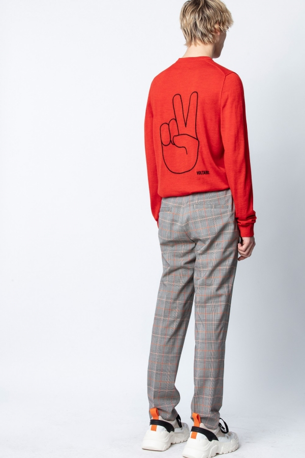 KENNEDY M PEACE USA BROD KNIT
