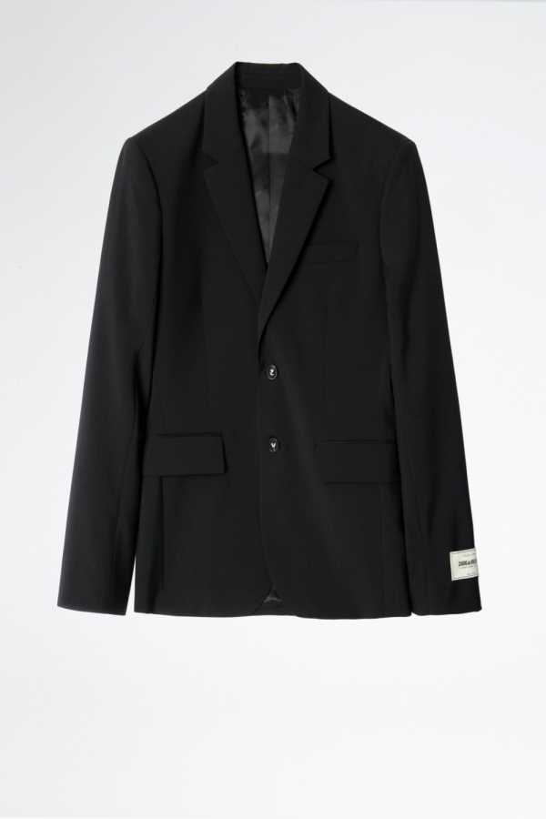 VERSION WOOL TECH JACKET