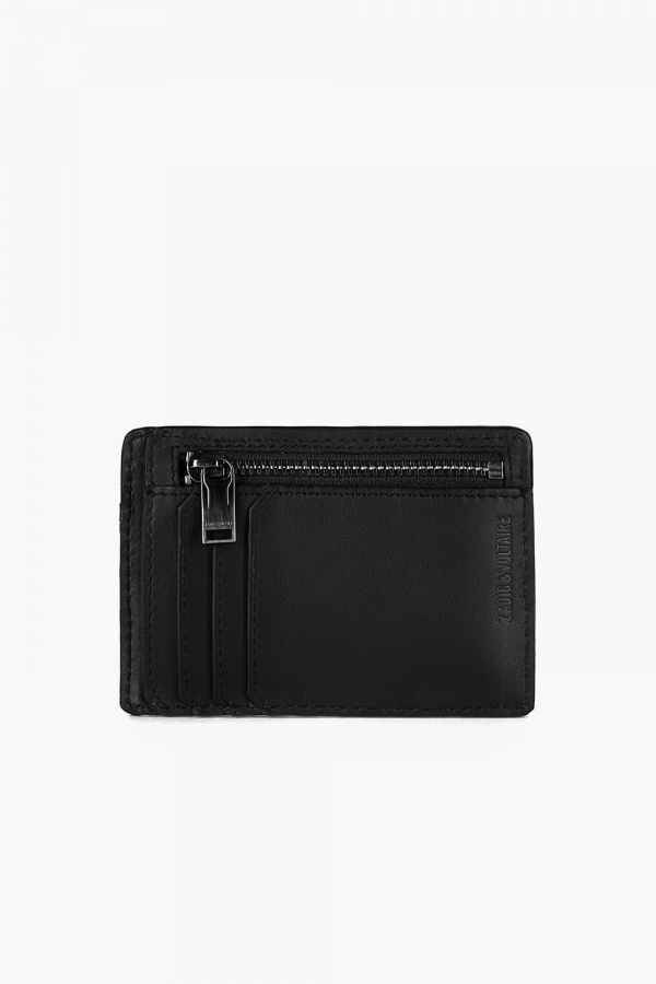 ZV INITIALE NIELS WALLET CARD HOLDER