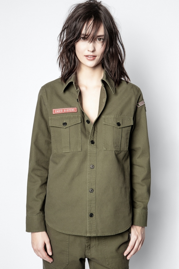 Chemise This Canvas Jacket