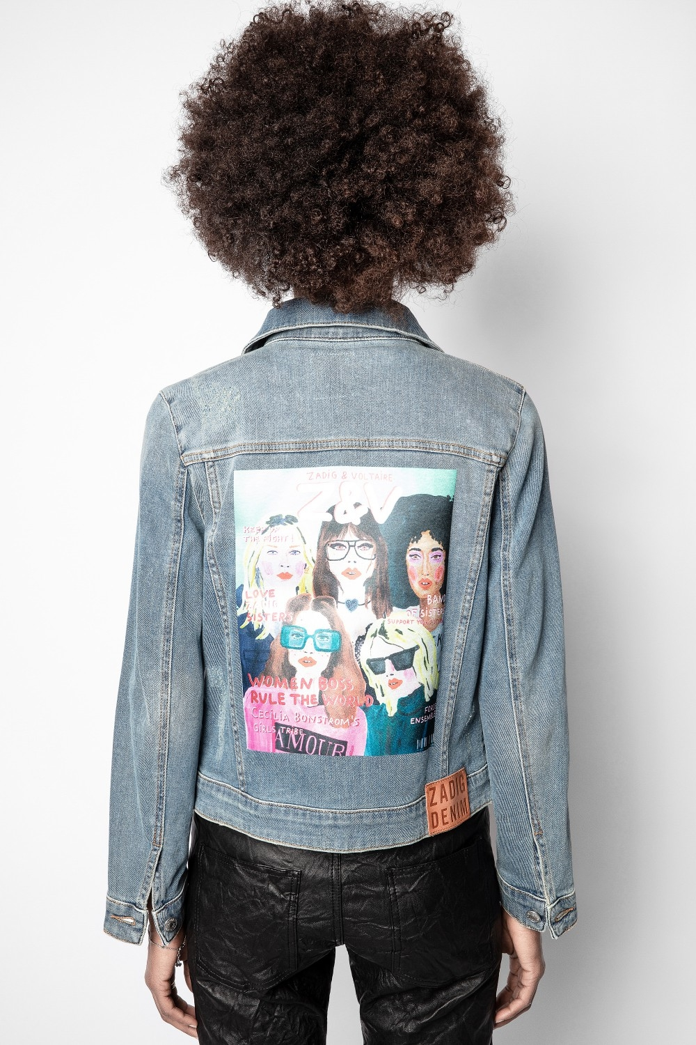 Kioky Band of Sisters Jacket