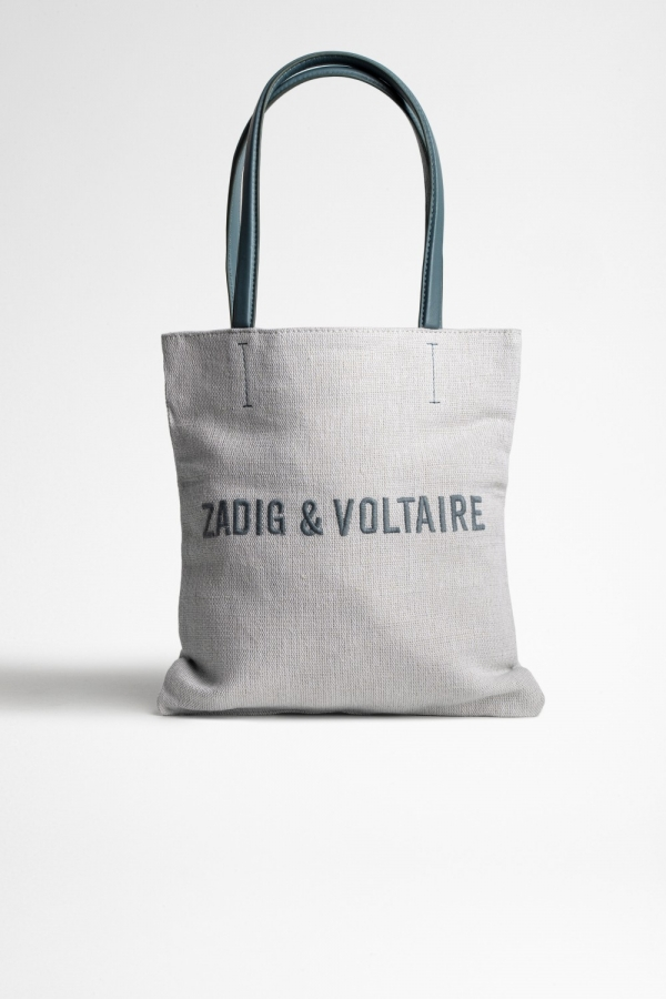 Playa Zadig Et Voltaire Jute Canvas